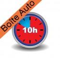 PACK 10 heures de conduite - Boite Automatique