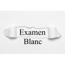 Examen Blanc