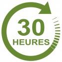 Forfait 30 heures : 1560 € (payable en 3 X 520€)