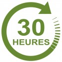 Forfait 30 heures : 1560 € (payable en 4 X 390€)