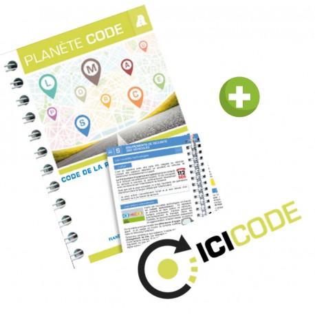 Kit Code 4000 questions (Nouvelle réforme)